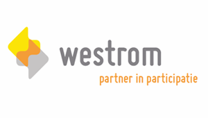 logo van westrom, partner in participatie
